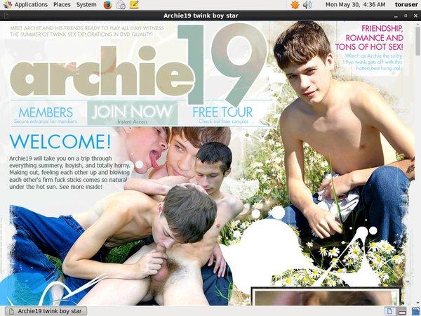 Members Archie19