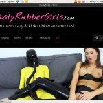 Nasty Rubber Girls Latex Sex