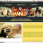 Onemanbanned.tv Free Collection