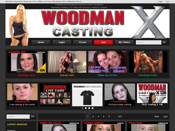 Woodman Casting X Bezahlen