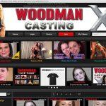 Woodman Casting X Parola D'ordine