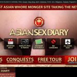 Working Asian Sex Diary Login