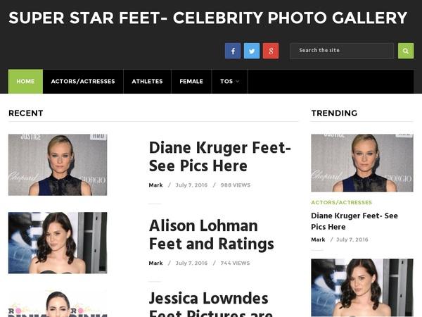 Super Star Feet Gratis