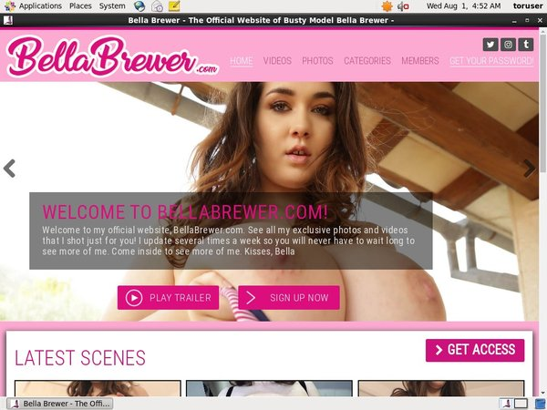 Account Free For Bella Brewer