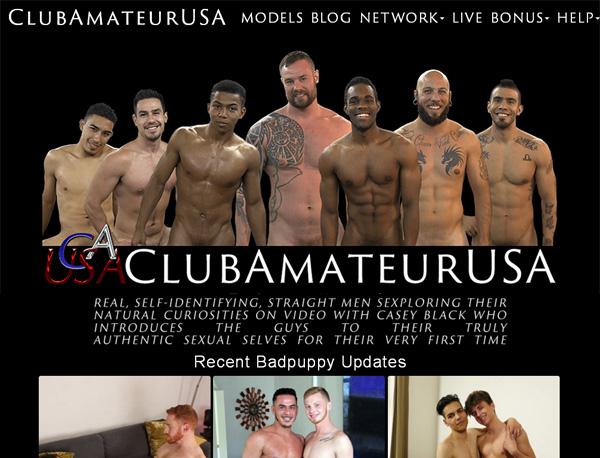 How To Get A Free Clubamateurusa Account