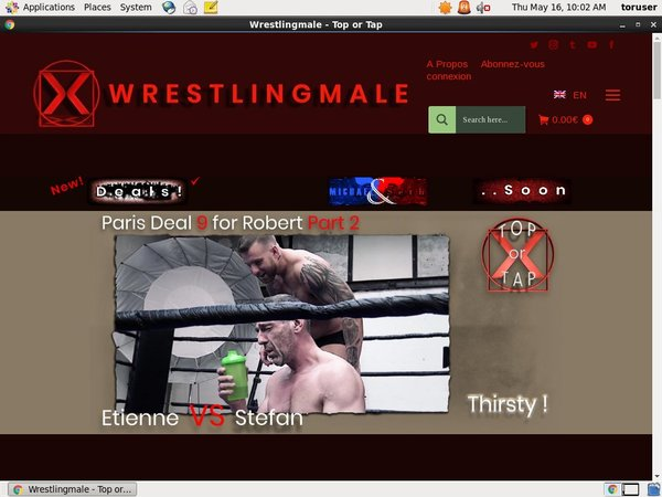 Free Wrestling Male Account Logins