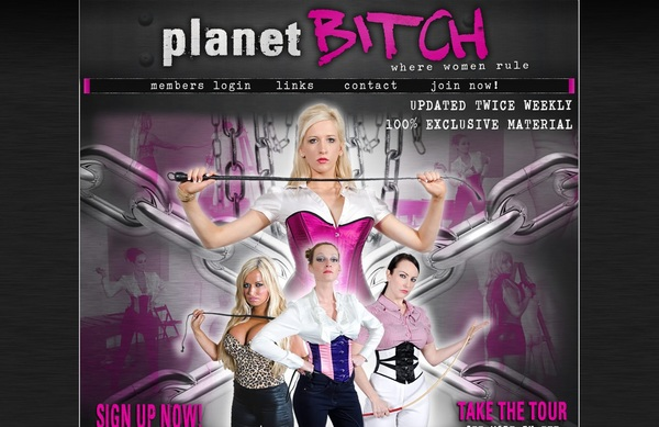 Planet Bitch Promo Link