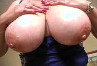 Busty Amateur Boobs natural tits