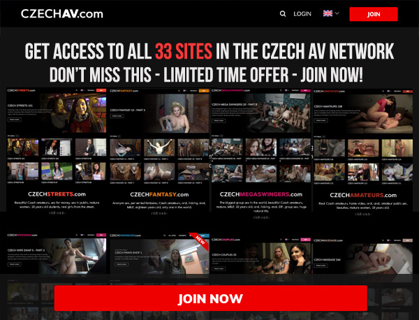 Czech AV Idealgasm Deal