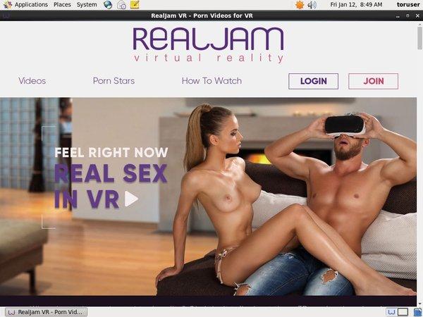 Realjamvr.com Limited Sale