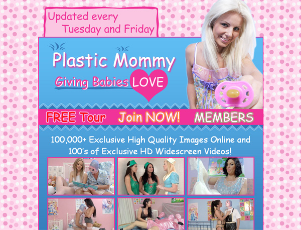 Plastic Mommy Reduced Price