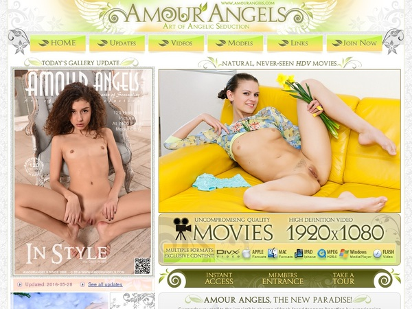 Amour Angels Free Stream