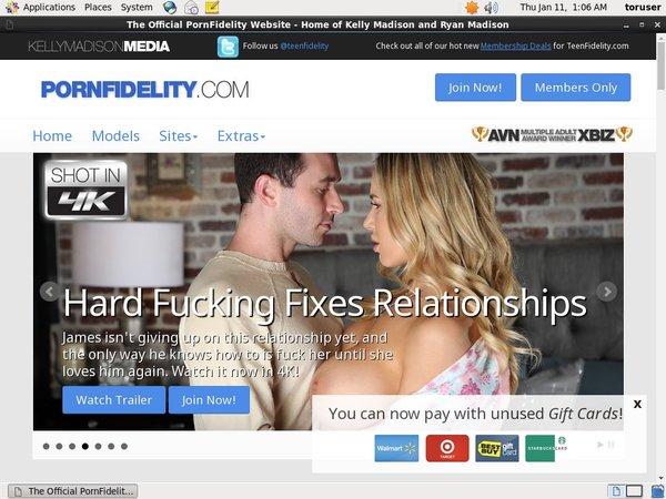 Pornfidelity.com Percent Off