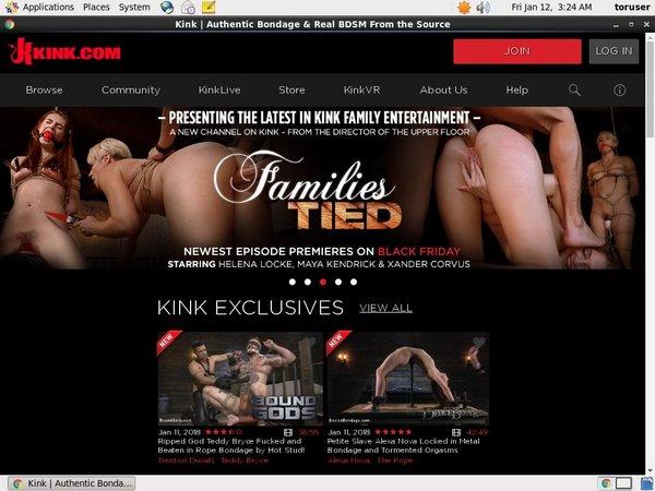 Kink.com Free Members