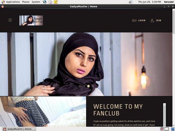 Free Logins Com Modelcentro Sadyamuslim